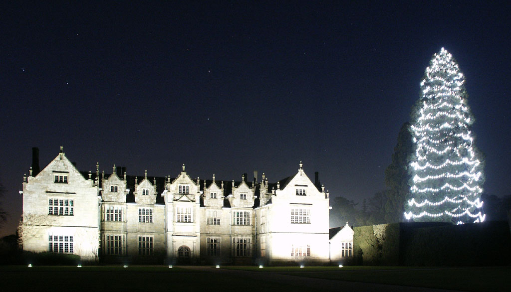 Wakehurst Place by night