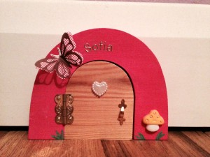 Sofia's fairy door