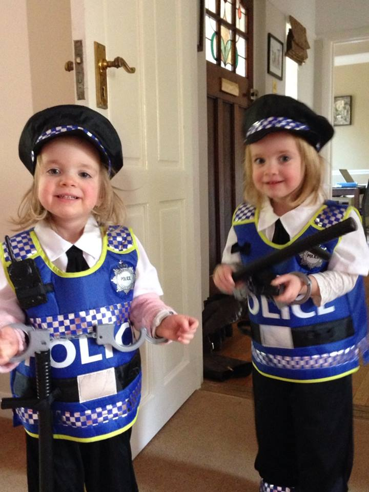 Loving the new dressing up outfits